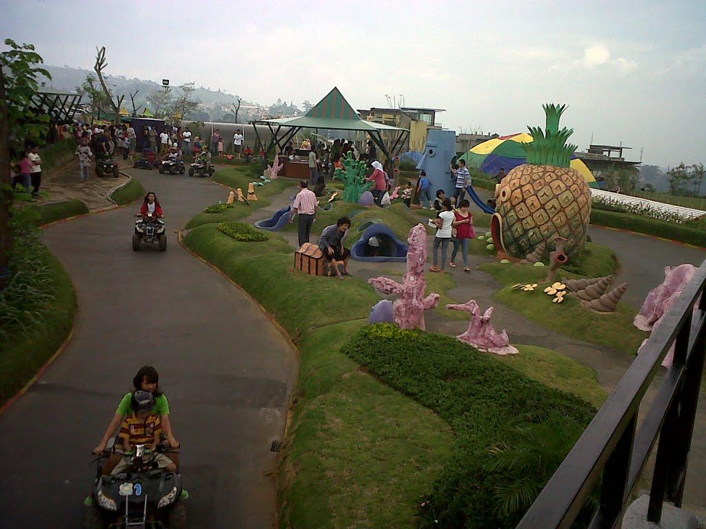 Tempat wisata keluarga di Bandung